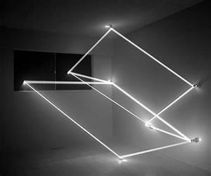 James Nizam's Geometric Light Sculptures – Digital Ambiance