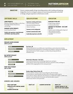 28 amazing examples of cool and creative resumes cv With creative resume
