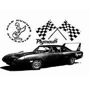 Plymouth Roadrunner Superbird Logo  Logos Cars