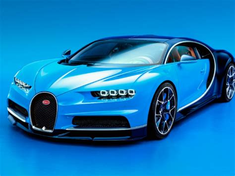 Bugatti claims that the chiron makes the dash from zero to 60 mph in a mere 2.3 seconds, and it has a top speed of 261 mph. The beautiful lives of Bugatti, Bentley buyers