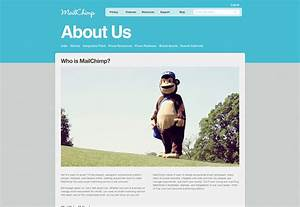 How to create a great 'about' page