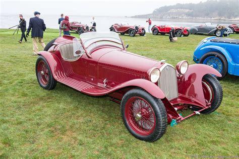 1931 Alfa Romeo 8c 2300 Gallery Supercarsnet