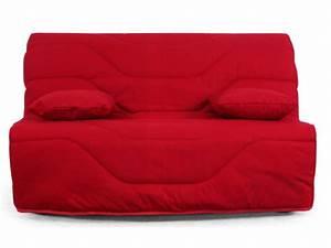 Housse De Canapé Conforama : couette bz 140 cm prima rouge uni vente de housse de ~ Dailycaller-alerts.com Idées de Décoration