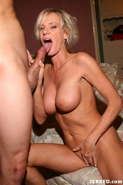 Hot Blonde Milf Sucking And Fucking In Hardcore Sex Pichunter