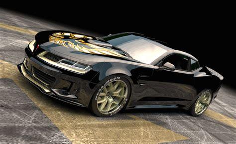 New Camaro Based Trans Am Kit Debuts At Ny Show