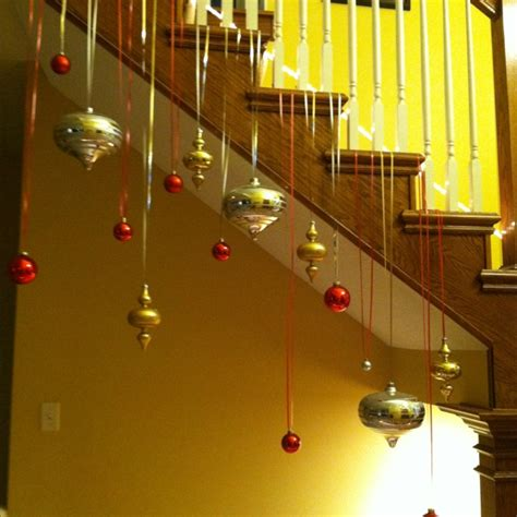 christmas ornaments macys 155 best images about christmas staircases on pinterest