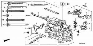 Engine Wire Harness For 2010 Honda City Gm2
