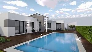 Maison À Construire Pas Cher : plein pied sur avrille construire sa maison pas cher constructeur low cost de qualit ~ Farleysfitness.com Idées de Décoration
