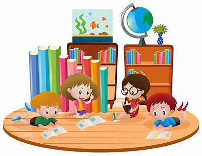 Vector Learning Classroom Four Clipart Assignments Ambrose