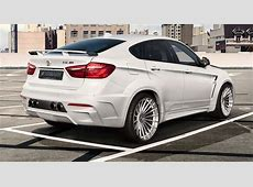 BMW X6 M50D Premiers new version by Hamann Drivers Magazine