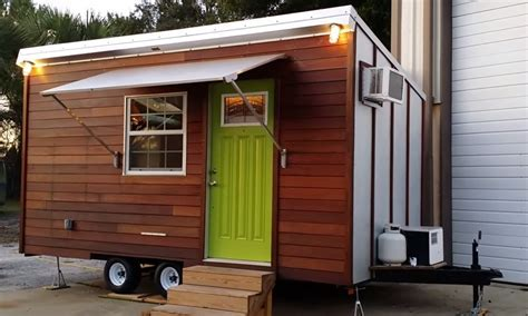 128 Sq. Ft. Honeymoon Tiny House For Sale