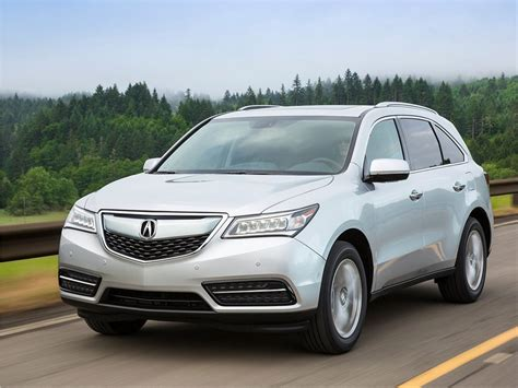 Acura Mxd by 2014 Acura Mdx Seven Seat Luxury Suv Acura Car Pictures