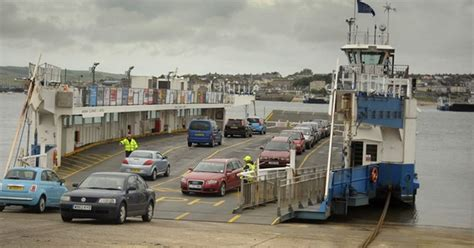 This Is Why The Torpoint Ferry Keeps Breaking Down