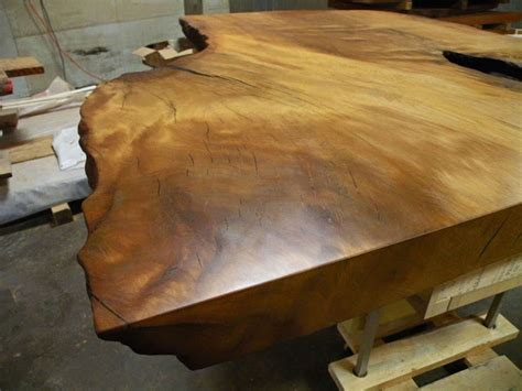 unfinished  wood table tops