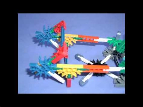 How To Build A Knex Boat by Helicopter Out Of K Nex Doovi