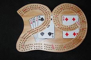 29 large cribbage board ebay With 29 cribbage board template
