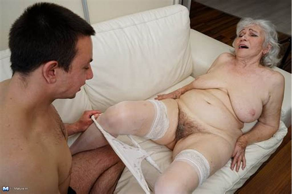 #Hairy #Mature #Fucked #By #Boy