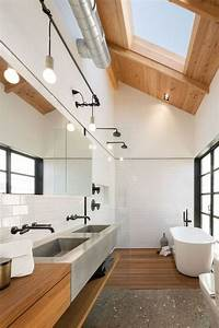30, Awesome, Industrial, Bathroom, Design, Ideas