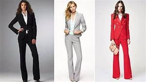 Trajes chaqueta mujer elegantes Temporada de la moda Española 2018