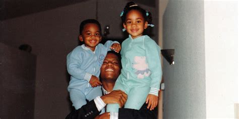 children of the l dl hughley family pic children age parents net worth