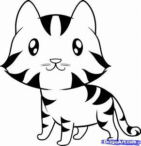 Tiger Drawings For Kids - AZ Coloring Pages