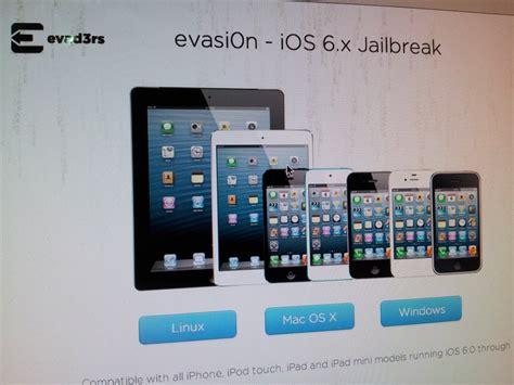 Haciendo Jailbreak En Ios 61 Al Ipad 2 Y Otros Dispositivos