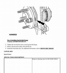 33 2006 Ford Taurus Exhaust System Diagram