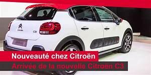 Avis Nouvelle C3 : arriv e de la nouvelle citro n c3 2017 en suisse auto2day ~ Gottalentnigeria.com Avis de Voitures