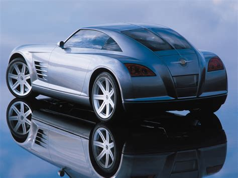 chrysler crossfire concept   concept cars