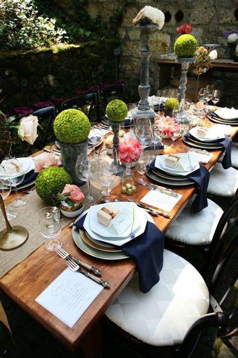apparecchiare in giardino apparecchiare la tavola in giardino l arte della tavola