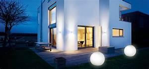 Terrasse Lampen Led : lampen leuchten kaufen bei obi ~ Markanthonyermac.com Haus und Dekorationen