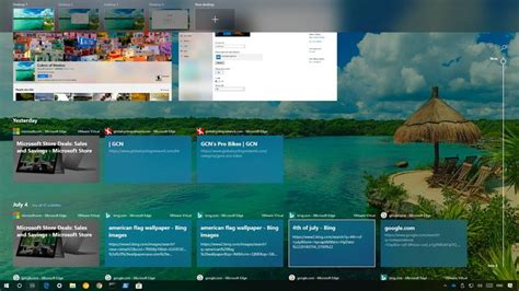 how to use task view features on windows 10 windows central