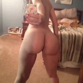 Black Girl Naked Twerking