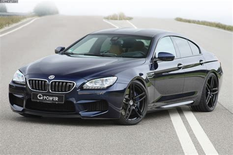 G Power Bmw M6 Gran Coup Video Zeigt 740 Ps Boliden