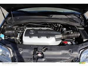 2004 Acura Mdx Touring 3 5 Liter Sohc 24