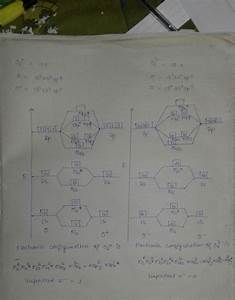 Calculate The Number Of Unpaired Electrons In O2  And O2 2