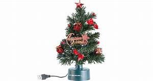 Weihnachtsbaum Mit Led : usb weihnachtsbaum mit farbwechsel von pearl ~ Frokenaadalensverden.com Haus und Dekorationen