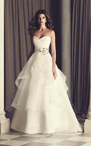 21 gorgeous a line wedding dresses ideas With aline dresses for wedding guests