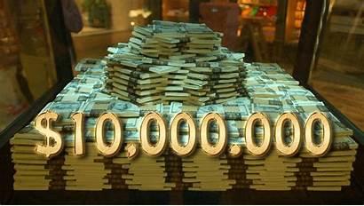 Dollars Million Money Ten Looks Gold Dollar