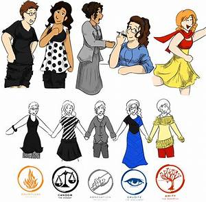 DIVERGENT faction clothing by SmittenFirefly on DeviantArt