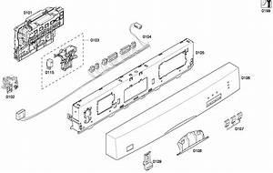 Bosch She33p02uc  56 Dishwasher Parts