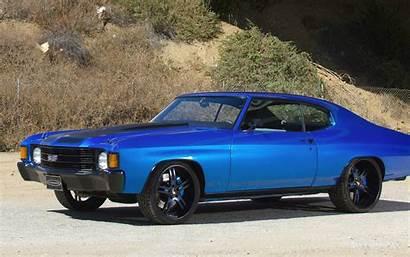 Chevelle Ss Muscle Cars Chevrolet Custom 1972