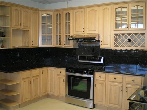 Best Maple Kitchen Cabinets Awesome House