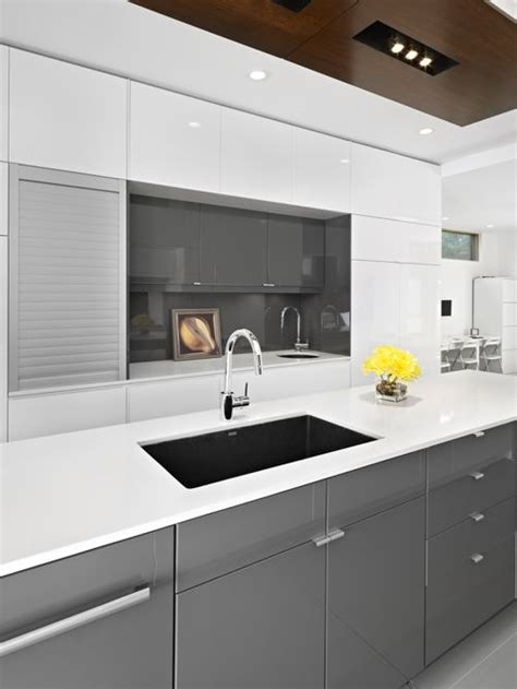 glossy white kitchen cabinets ikea gloss grey cabinets home design ideas pictures