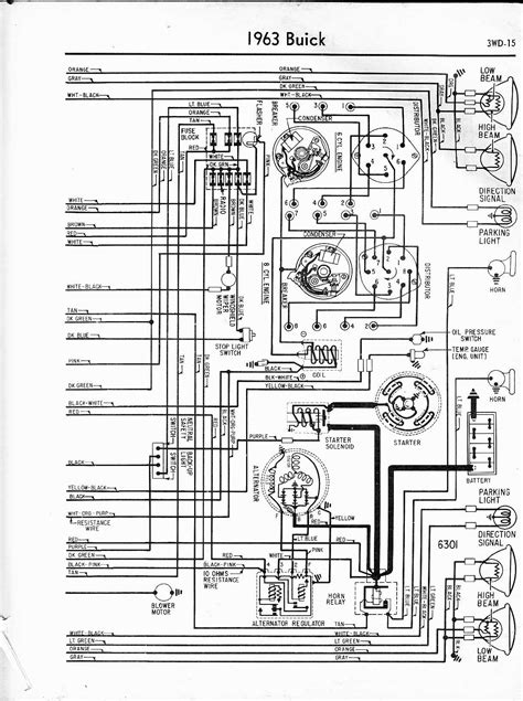Alternator Wiring Diagram Buick Special Library