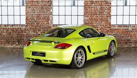 2012 Porsche Cayman R by 2012 Porsche Cayman R 17900km Crossley Webb