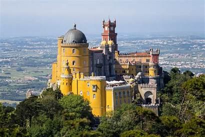 Sintra Portugal Palace Pena Castle Mountain Tour