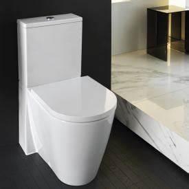 Stand Wc Mit Spülkasten Spülrandlos : erh hte toiletten stand wc erh ht bei reuter ~ Frokenaadalensverden.com Haus und Dekorationen
