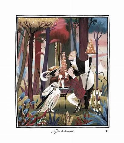 Julia Poppins Mary Illustration Illustrations Sarda Sarda