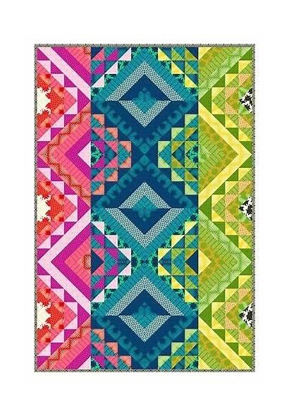 Quilt Quilts Colorful Colors Pattern Mosaic True